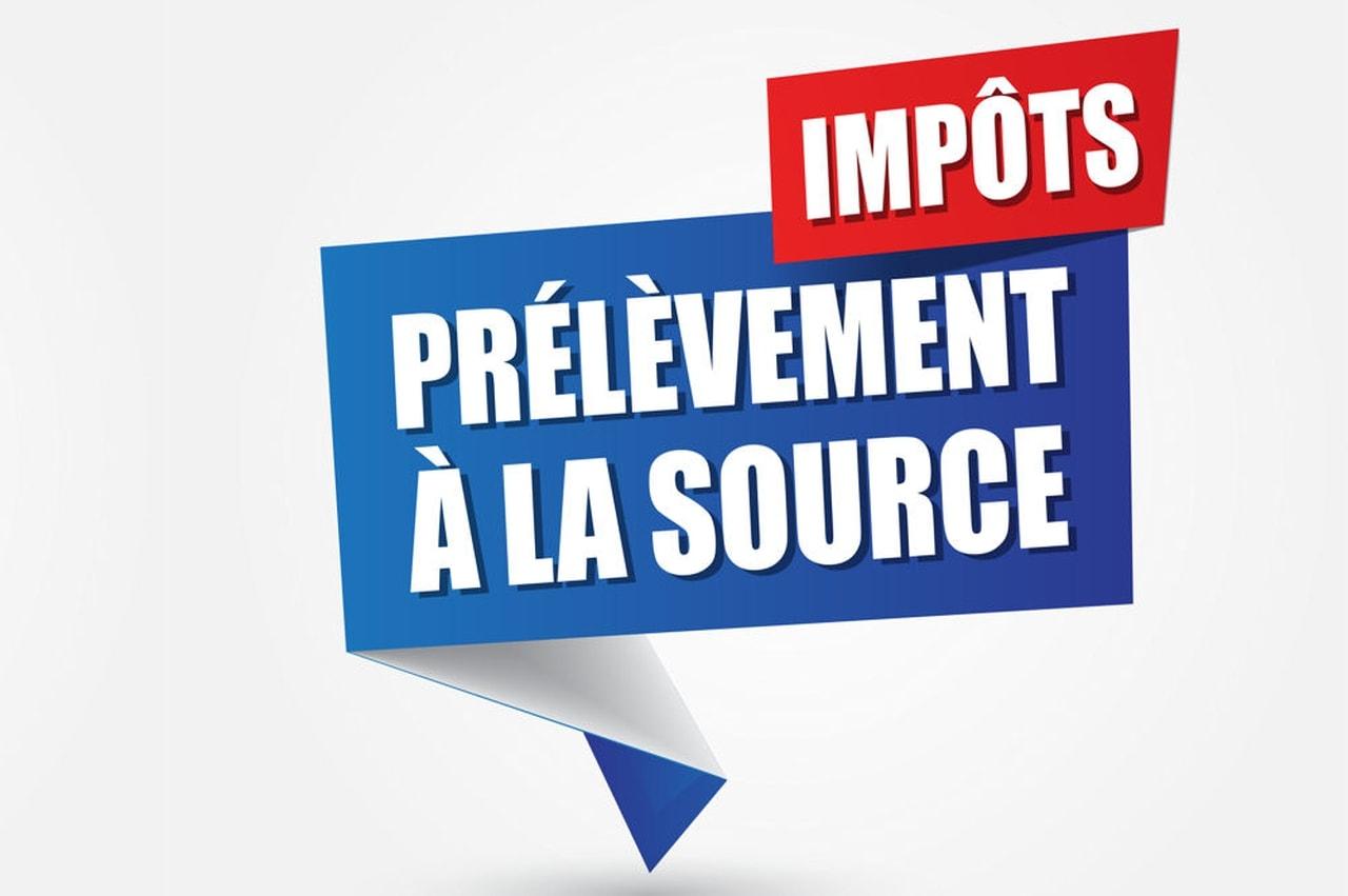 Le Prelevement A La Source De L Impot Sur Le Revenu Pas Audit Ec
